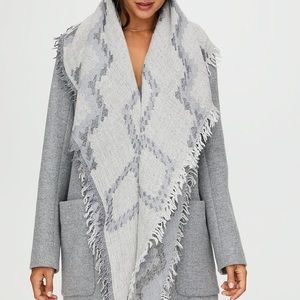 Brand New Wilfred wool scarf
